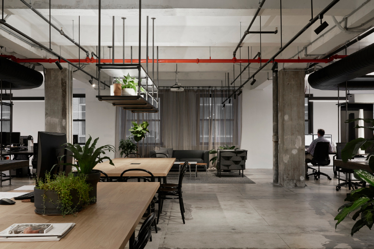 office interior design firm