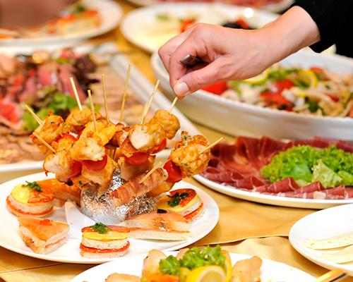 party preparation services