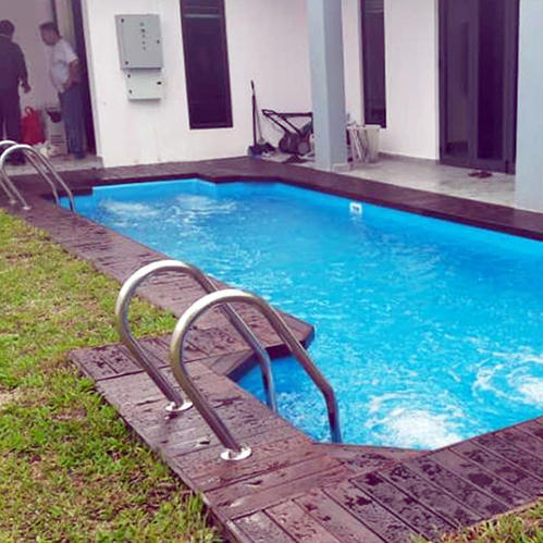 swimming experience